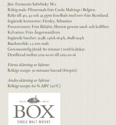 box-recept